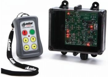 LODAR 4 WAY OPERATING SYSTEM WITH STANDARD TRANSMITTER